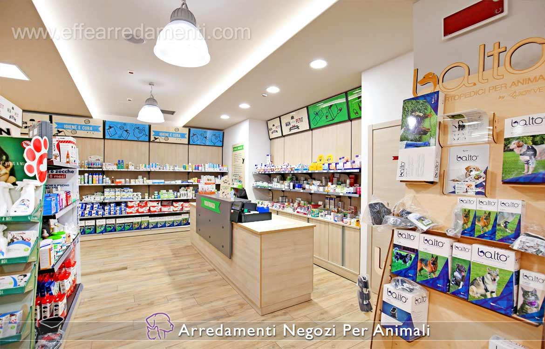 Arredamenti per negozi animali effe arredamenti for Effe arredamenti