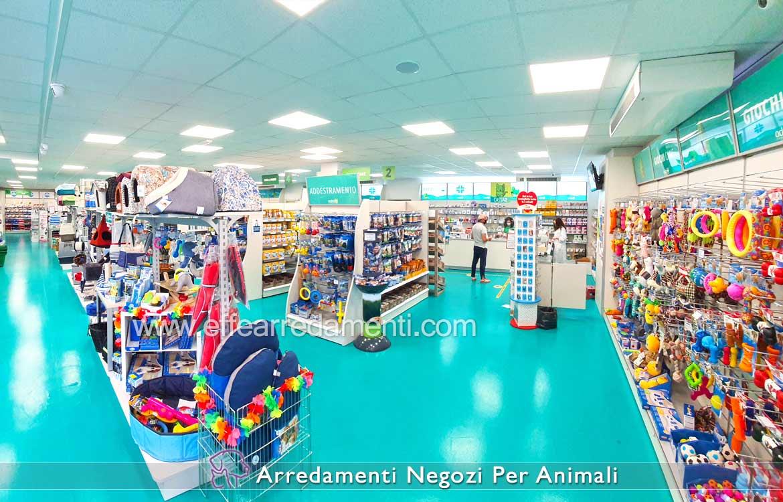 Arredamento Negozi Prodotti Animali
