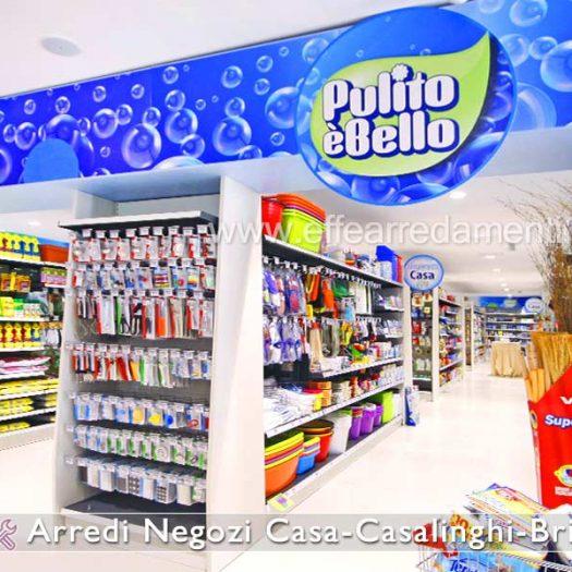 Arredamenti per negozi e allestimento spazi commerciali for Combo negozio e casa