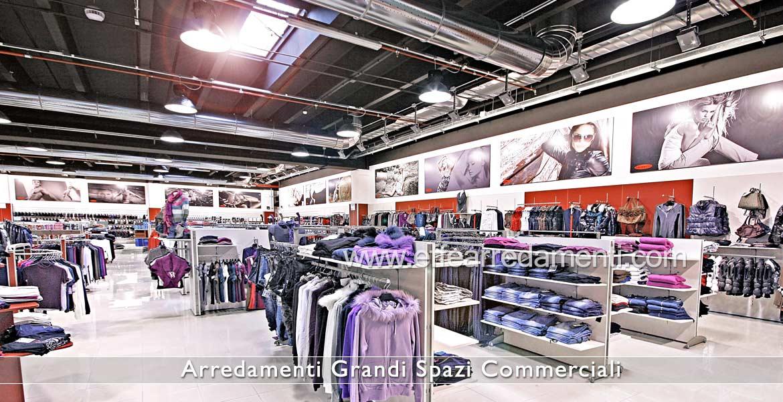 Grandi Spazi Commerciali e G.D.O.