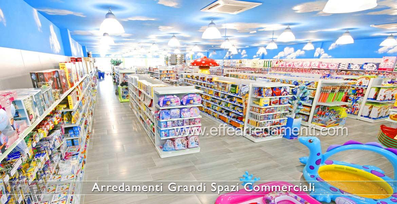 Furniture Layout Large Shop Toys
