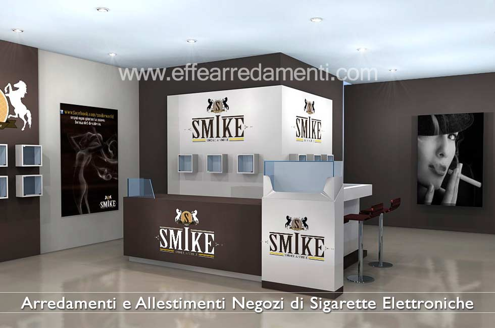 Furniture Shops Electronic cigarettes