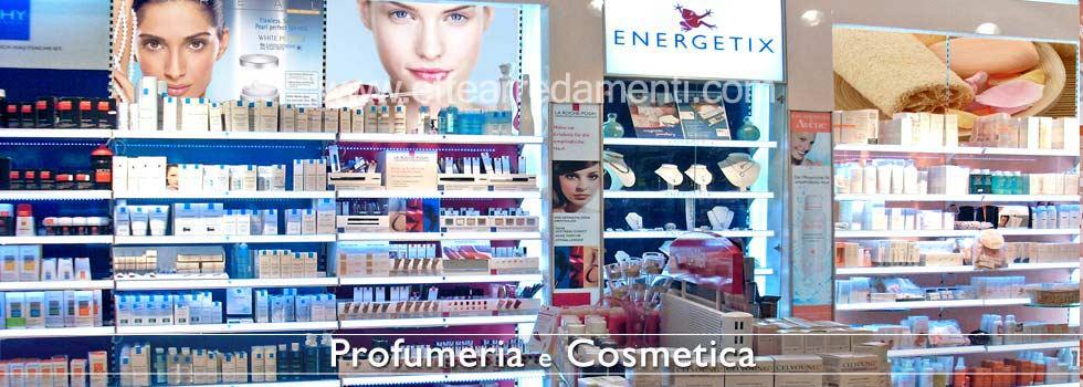 Arredo Per Profumerie e Cosmetica