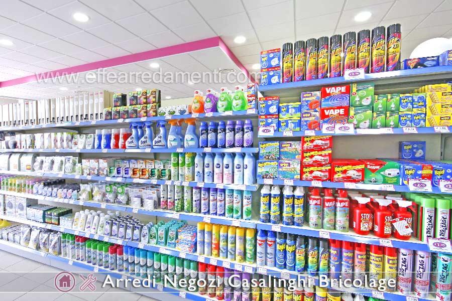 Arredamenti Negozi Scaffali Deodoranti Casa