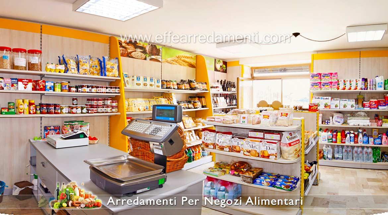Allestimenti Negozi Alimentari