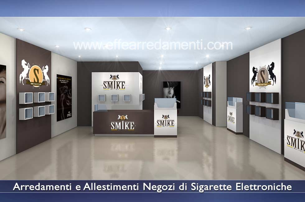Preparations Stores electronic cigarettes