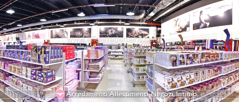 Arredamenti per negozi intimo effe arredamenti for Arredamenti per negozi di gastronomia