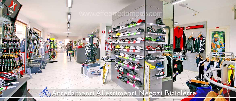 Allestimenti Negozi Biciclette Ancona