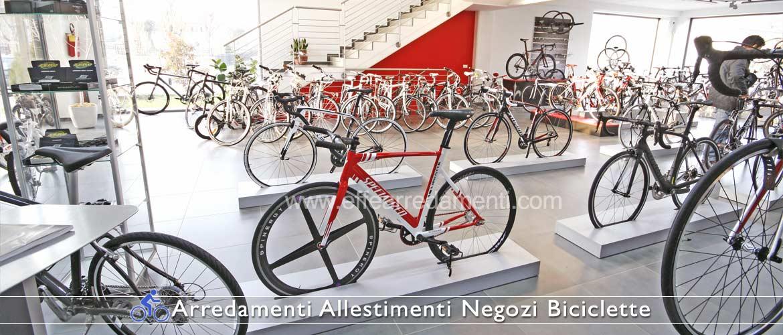 Arredi Negozi Esposizione Biciclette