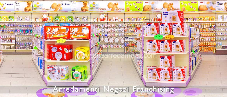 Franchisage et vente au détail