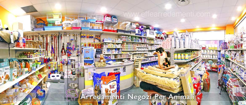 Arredamenti per negozi animali effe arredamenti for Negozi di arredamento torino