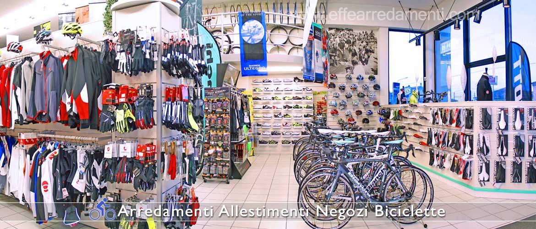 Allestimenti Negozi Biciclette Senigallia