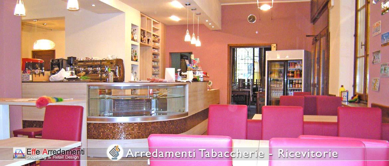 Arredamento Snack Bar Tabaccheria
