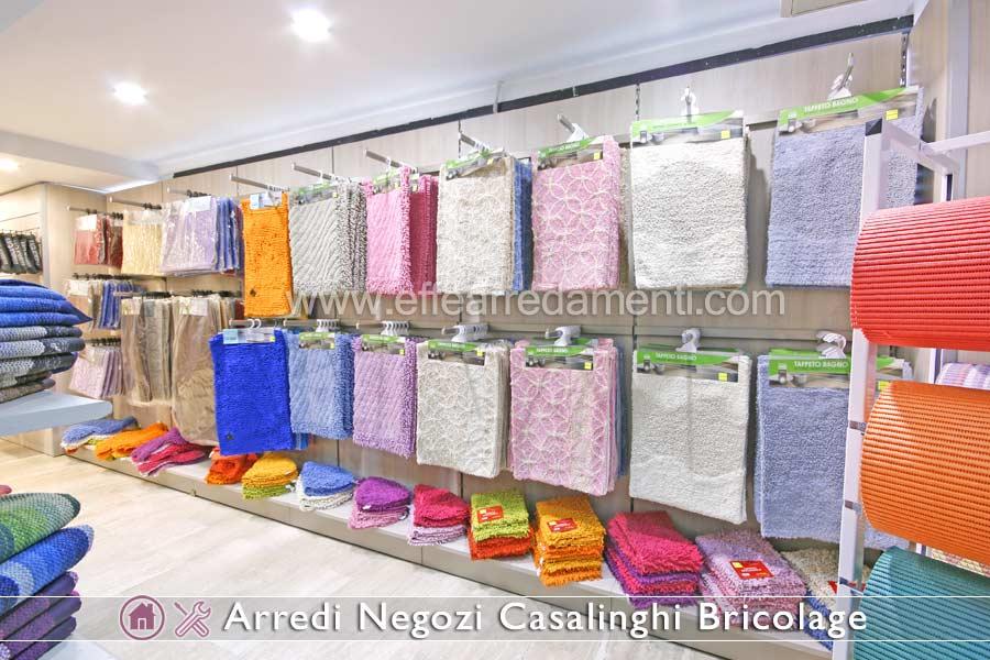Arredamenti per negozi di prodotti per la casa casalinghi e brico