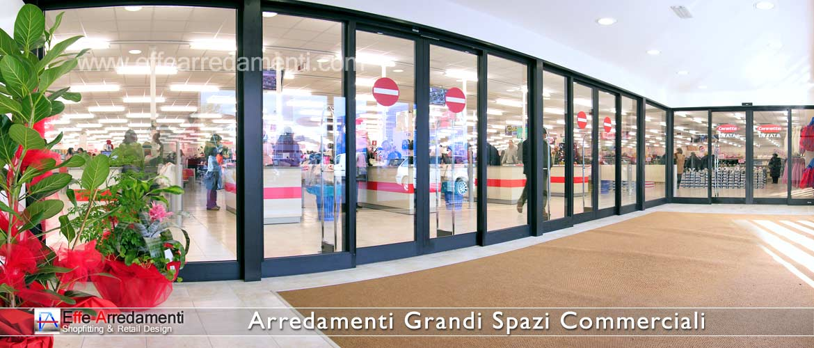 Large Commercial Spaces and GDO
