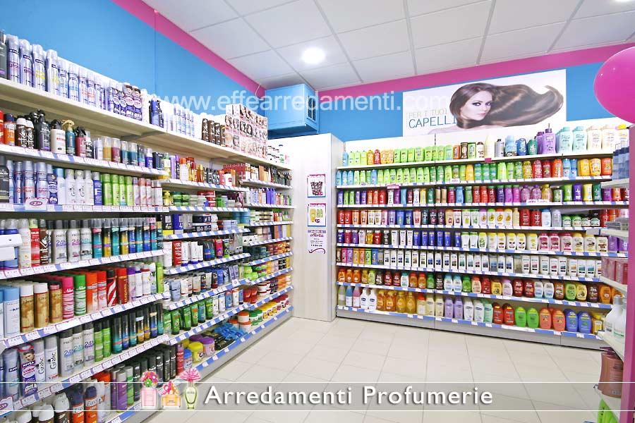 Shelving For Deodorant and Shampo Store