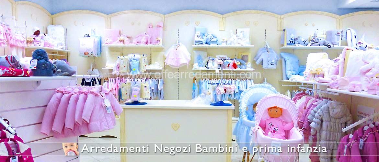 arredamenti negozi per bambini e prodotti per l'infanzia - effe ... - Arredamento Neonati Design