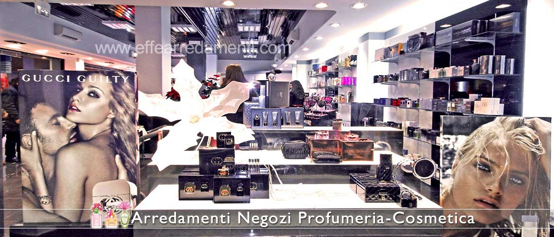 Prfumeria display cabinet