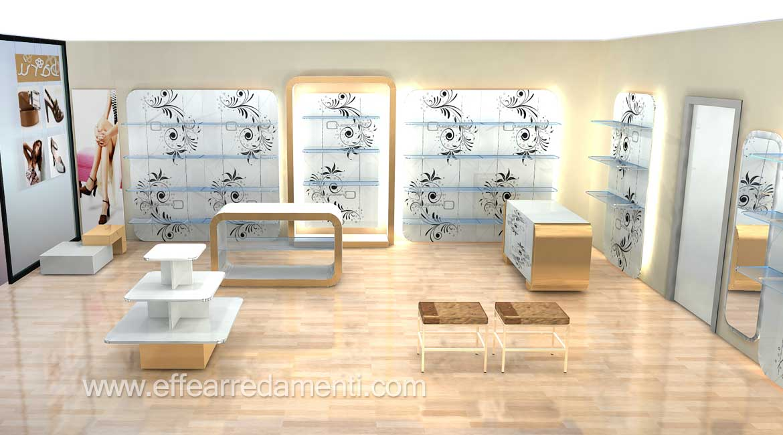 progettazione mobili negozi idee