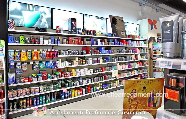 Mobili per Parete Profumeria, detergenti e deodoranti.