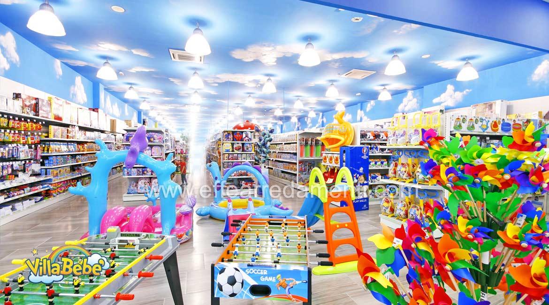 开设儿童玩具店