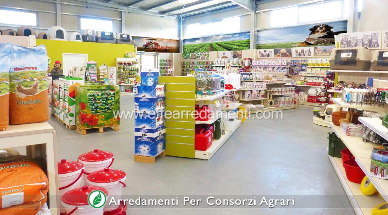 Arredamento Negozi Consorzi Agrari