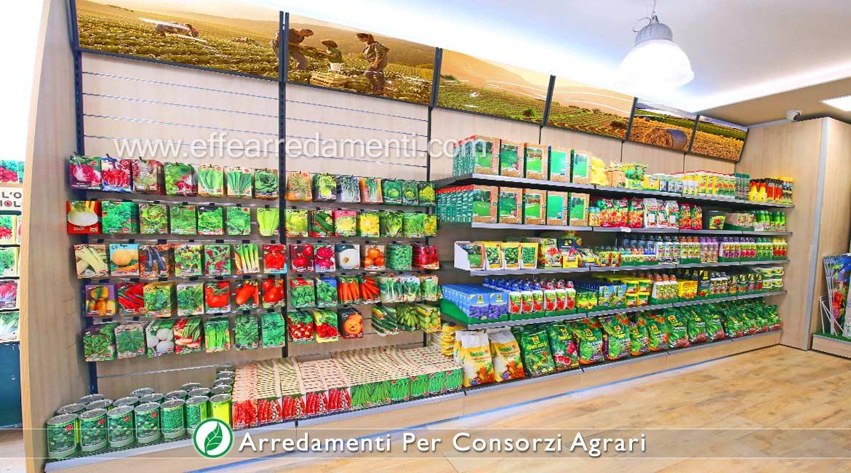Arredamenti Negozi Esposizione Sementi Agricoltura