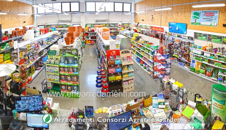 Panorama Arredamento e Allestimento Per Consorzi Agricoli e Negozi Garden