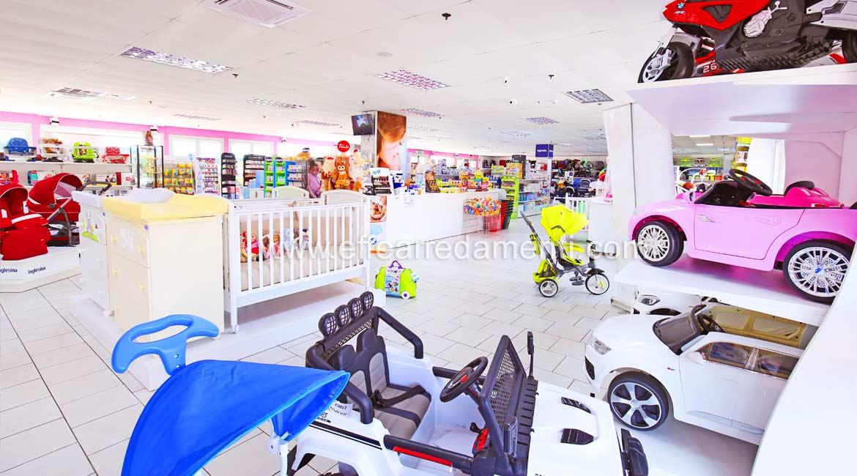 Set-up Furniture Shop Children Viterbo