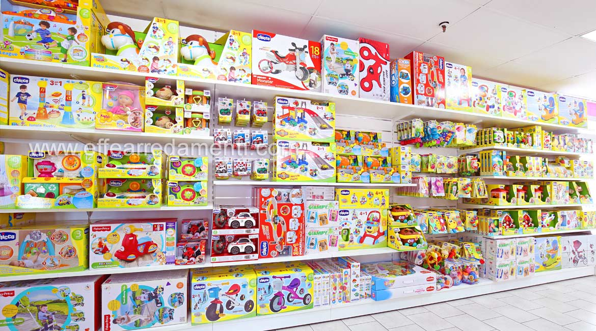 Exhibition Wall Toys Children Viterbo