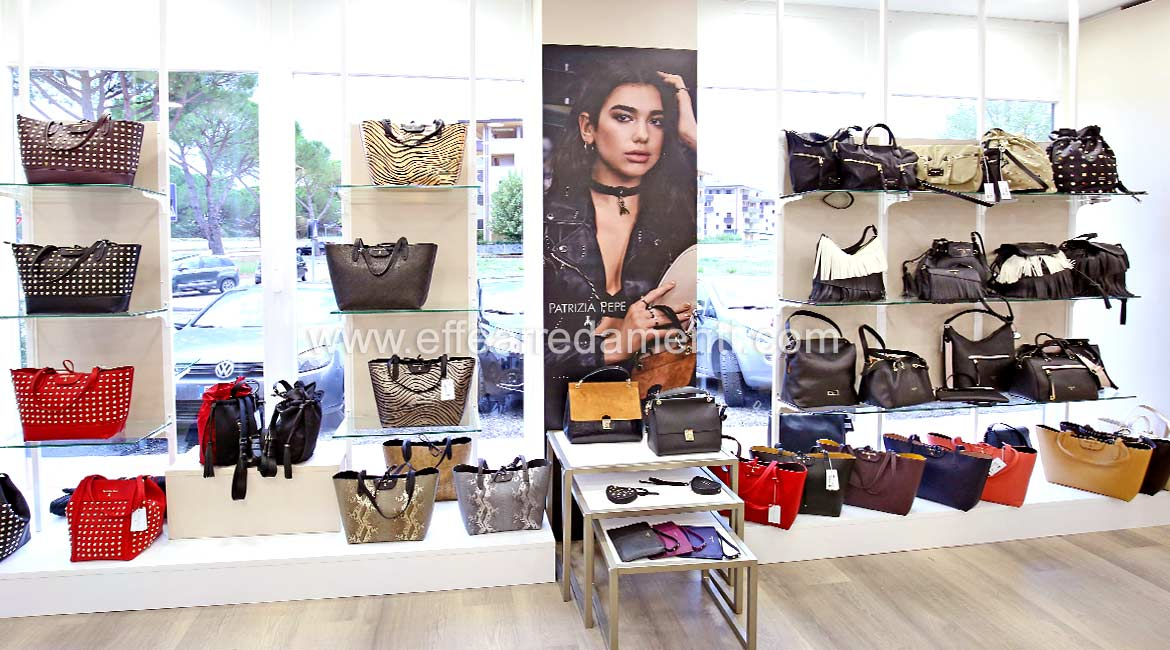 Furniture Shop For Bags Patrizia Pepe, Bastia Umbra-Perugia