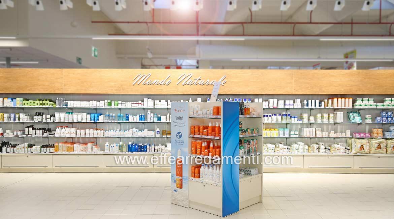 Arredamento Modulare per prodotti Cosmetici