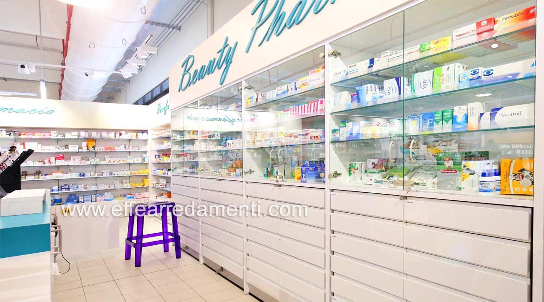 Moduli con Cassettiere perFarmaci