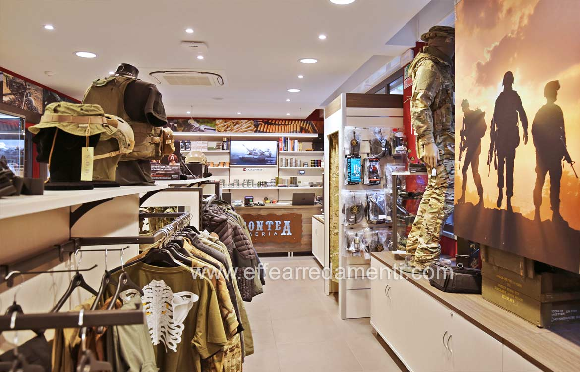 Furniture Shops Military Products