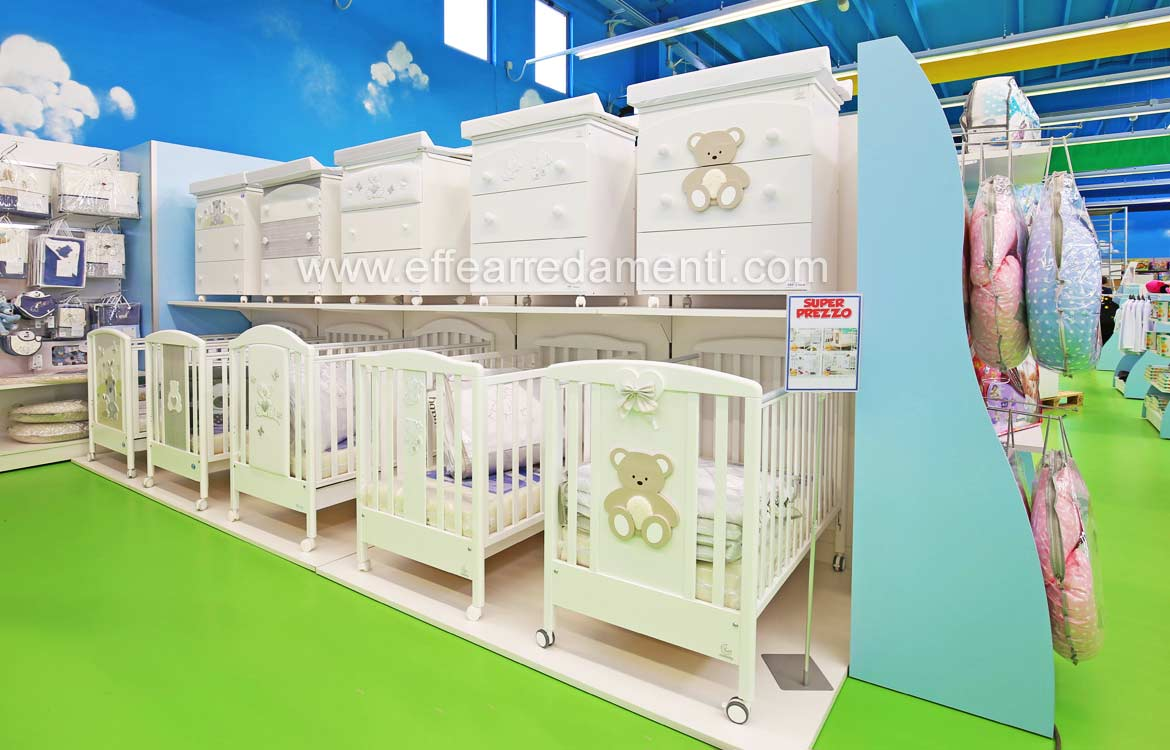 Furniture for Cribs and Children's Furniture Display