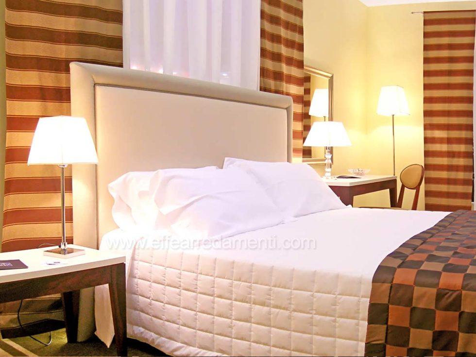 Allestimento Camere Campione Matrimoniale Hotel