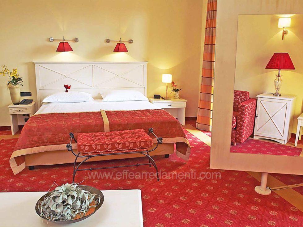 Allestimento Camere Hotel Stile Classico Hotel