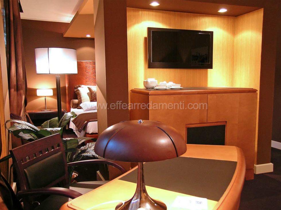 Allestimento Camere Lusso Suite Per Resort