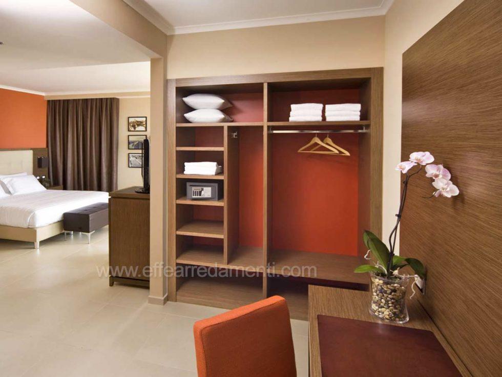 Allestimento Camere Suite Alberghi