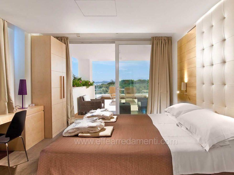Allestimento Camere Suite Per Resort