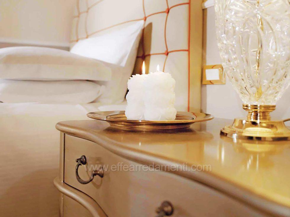 Allestimento Contract Camere Stile Classico Hotel