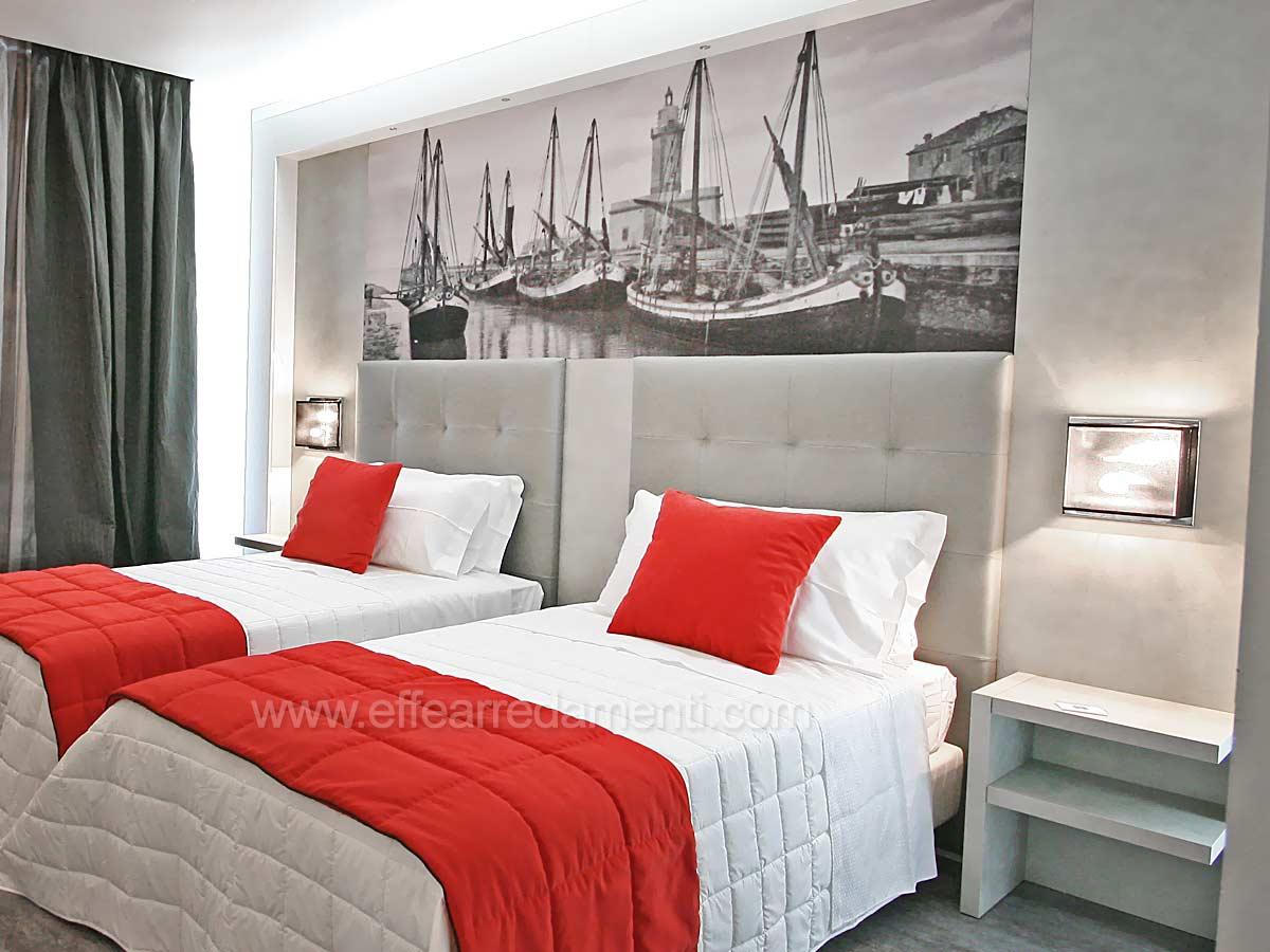 Arredamento Camere Doppie Business Per Hotel