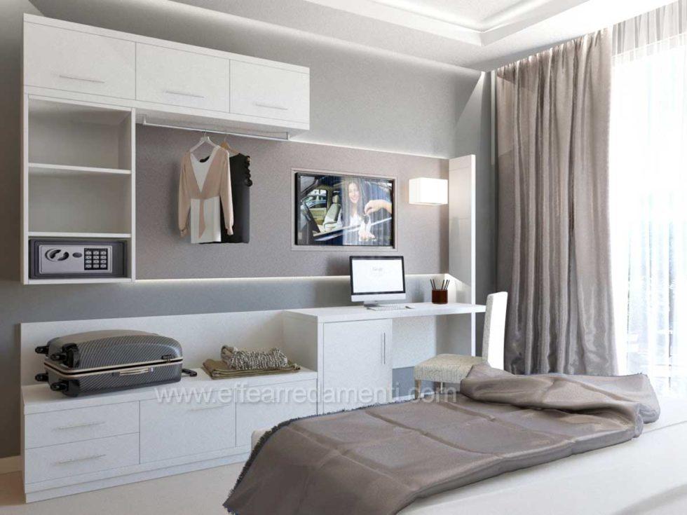 Arredamento Scrittoio Camere Moderne Hotel