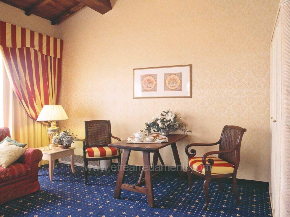 Arredo Contract Camere Classiche Hotel