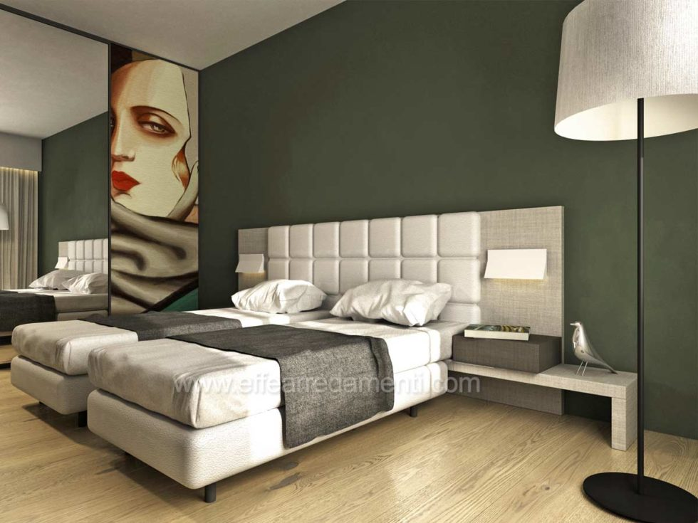 Camere Moderne Per Hotel
