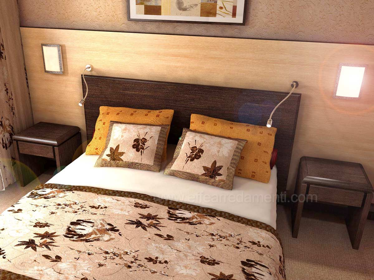 Arredamenti e allestimenti camere per hotel alberghi resort villaggi turistici effe arredamenti - Arredamenti per camere da letto ...