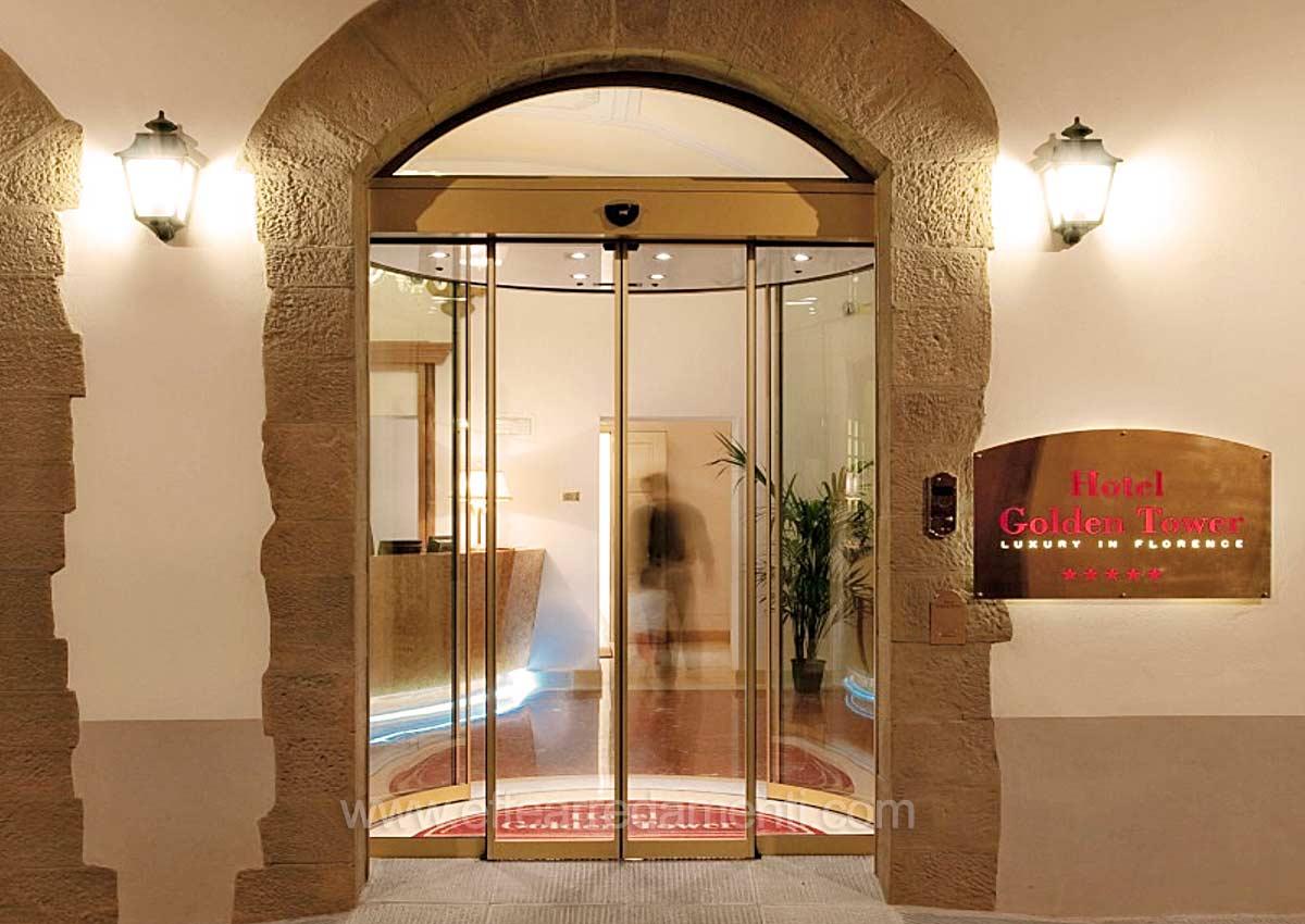Allestimento Hotel 5 stelle a Firenze