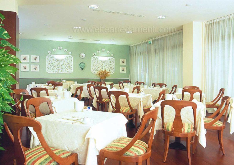 Allestimenti Ristoranti Hotel Rimini