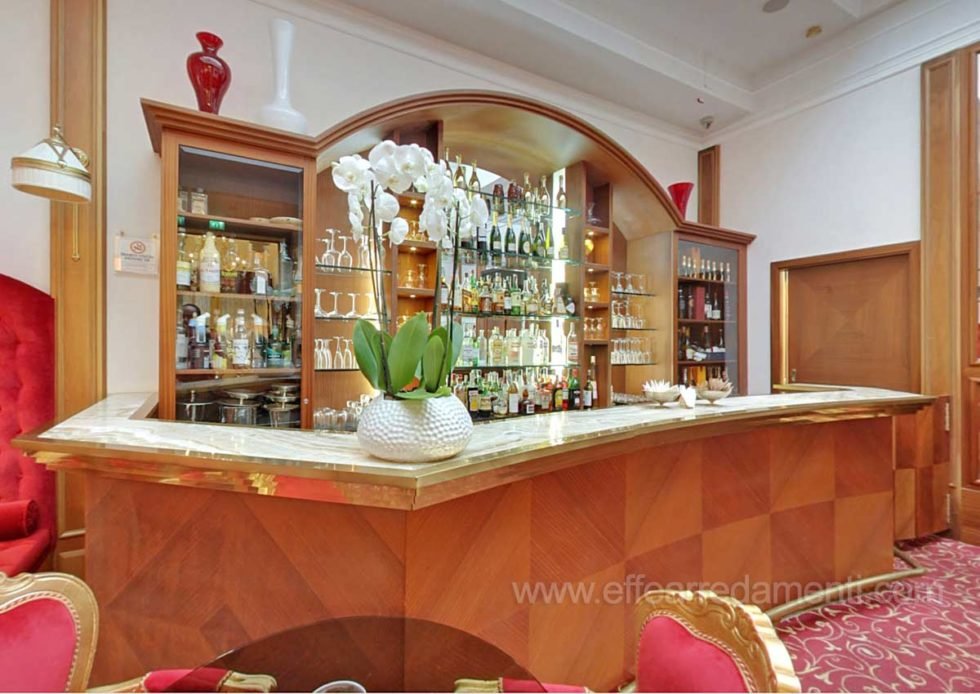 Allestimento Bar Per Hotel Firenze