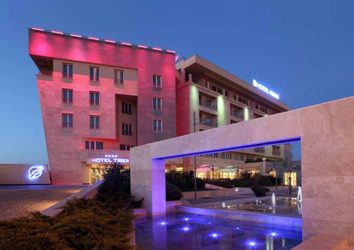 Contract Hotel in Fiumicino